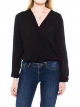 Naela bodysuit blouse black