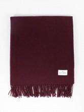 Dibo scarf burgundy