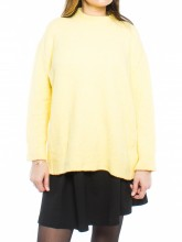 Fern pullover lemon
