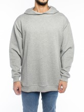 Kenley hooded sweatshirt grey