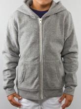 Kima kids zipper grey