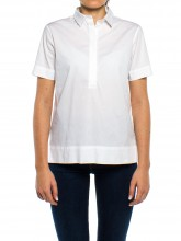 Octaria shirt white