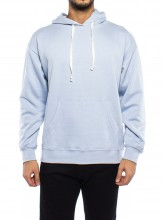 Oluf hooded sweatshirt skyway