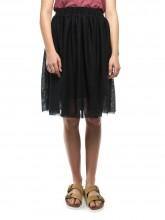 Pikka skirt black