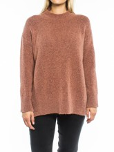 Fern pullover old rose