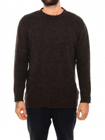 Kaj pullover brown