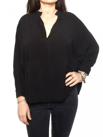 Talea blouse black