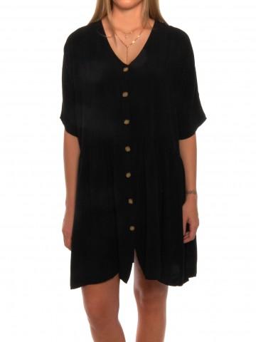 Davina dress black
