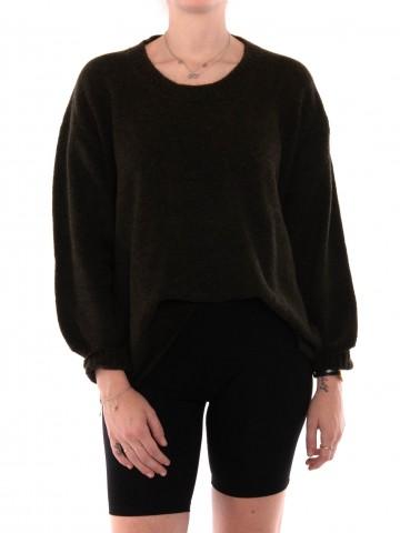 Rulia pullover dark green