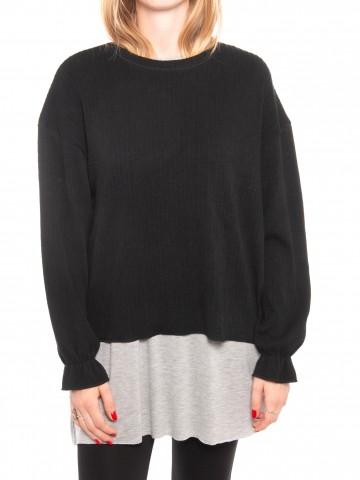 Emillo sweatshirt black