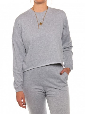 Fadilla sweatshirt grey