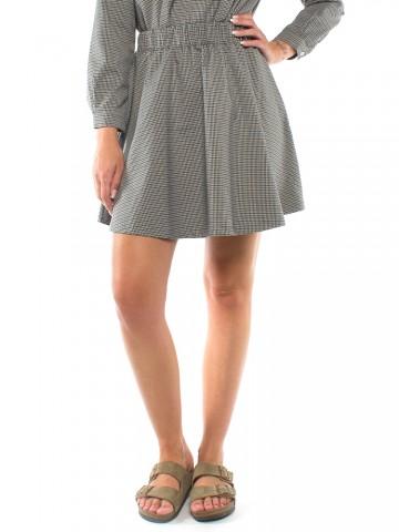 Pepa skirt check