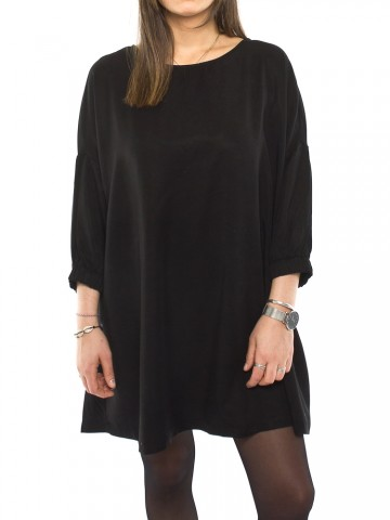 Philomena dress black