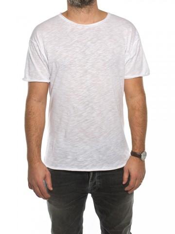 Aron t-shirt white