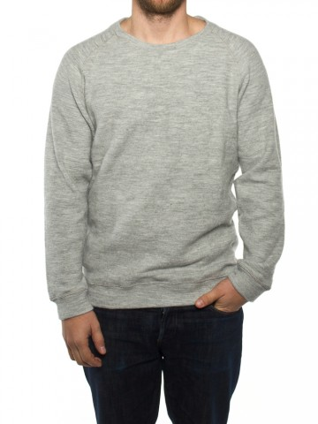 Samson pullover grey