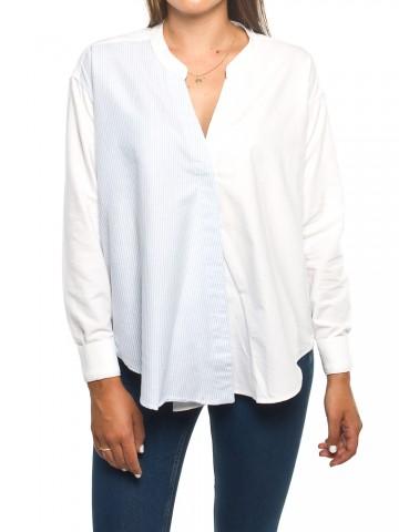 Ralo blouse blue stripe