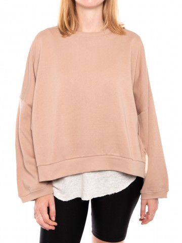 Talibe sweatshirt beige S