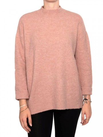 Fern pullover rose