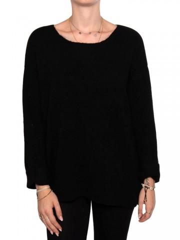 Mille pullover black