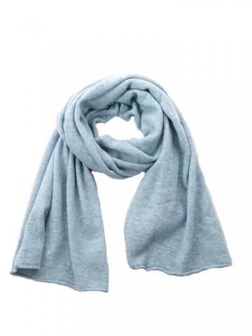 Mille scarf lt blue