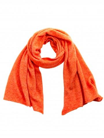 Mille scarf orange