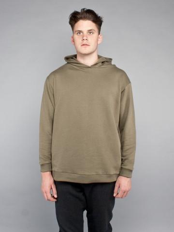 Kenley hooded sweatshirt olive