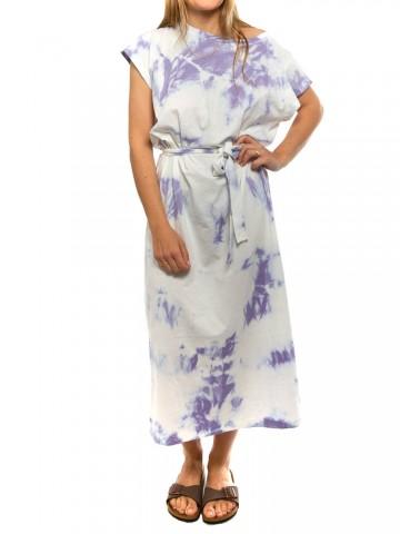 Colleen dress batik flieder
