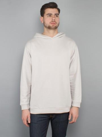 Kenley hooded sweatshirt dusty grey