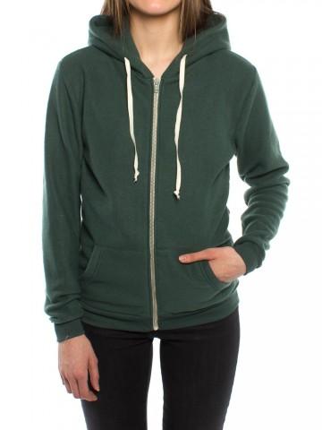 Kima zipper jacket 241 jungle