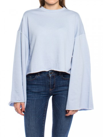 Odelia sweatshirt skyway