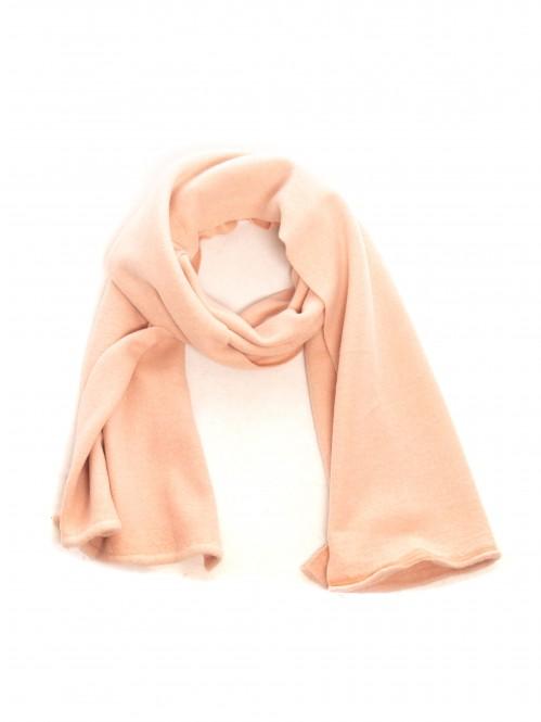 Kibo scarf peach beige