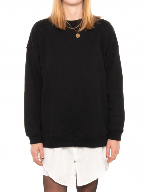Meleisa sweatshirt black OS
