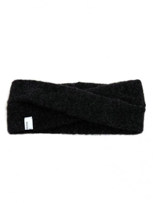 Evi headband blk washed OS