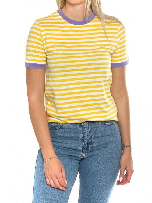 Uda shirt str yellow