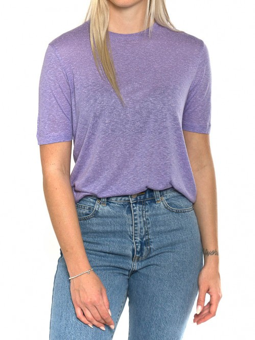 Ulrica t-shirt violet