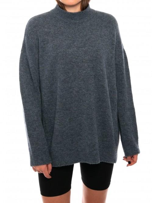 Fern pullover dress blue