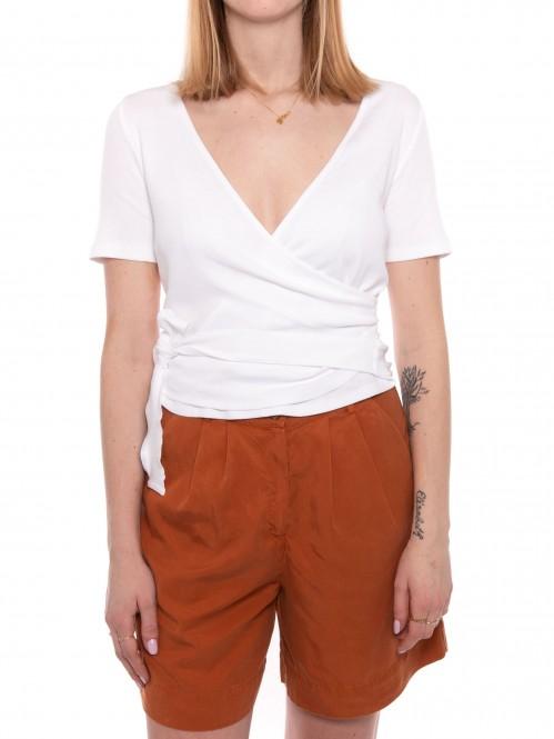 Geea shirt white