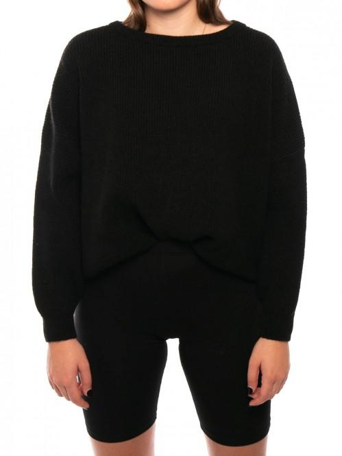 Beatrice pullover black