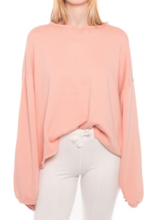 Fainaa pullover peach
