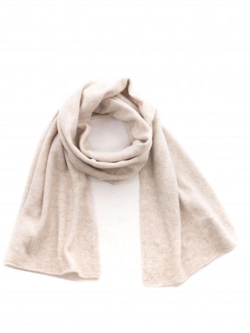 Mille scarf lt grey