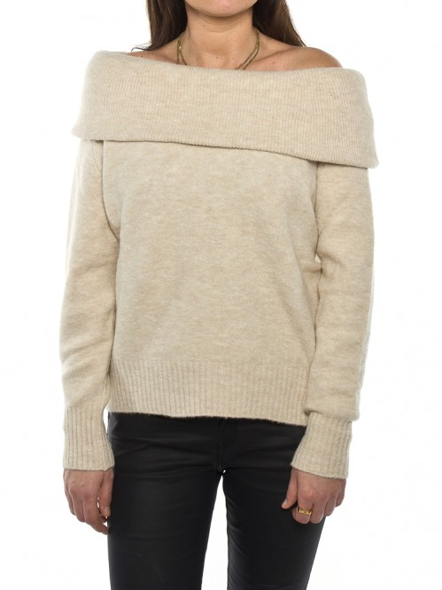 Siena pullover beige