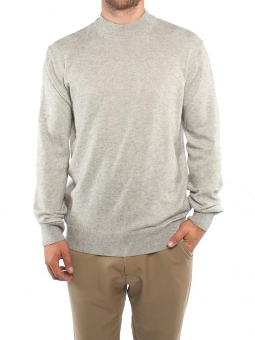 Ralan pullover white grey