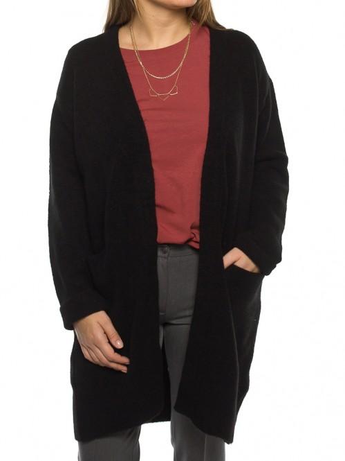Sara cardigan black