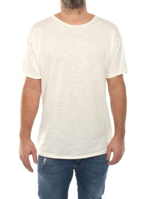 Aron t-shirt vanilla