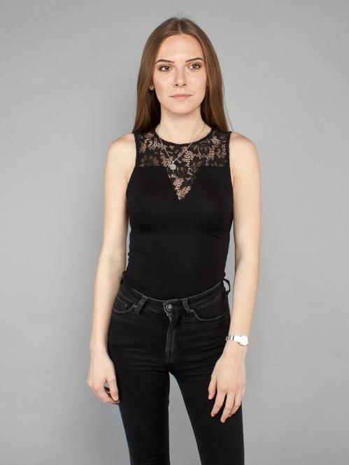 Lija lace body black