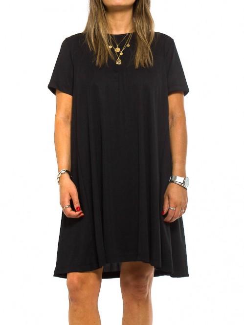 Unna dress black
