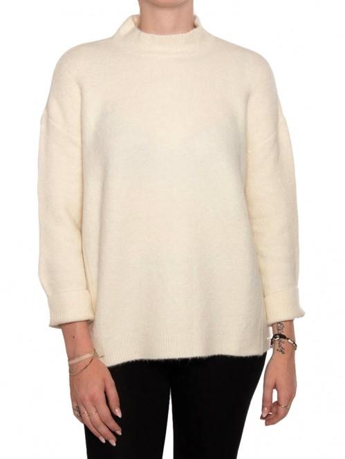 Fern pullover creme