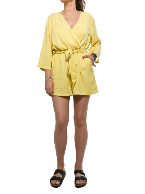 Urszula jumpsuit yellow