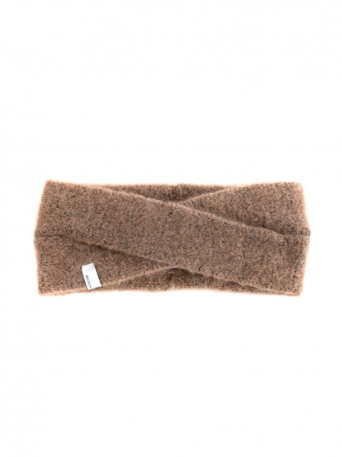 Evi headband lt brown