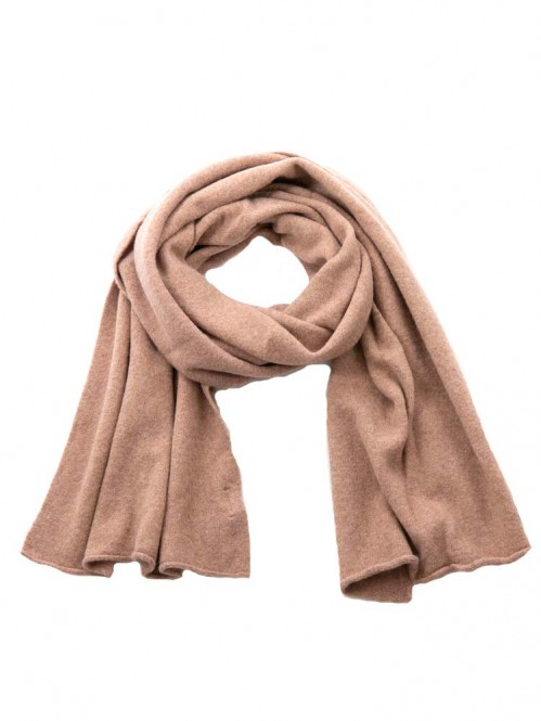 Mille scarf snow rose